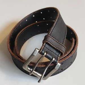 Accessories - 100% Genuine leather distressed belt